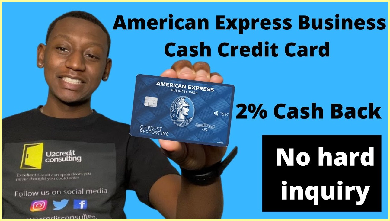 American Express Blue Business Card Limit
