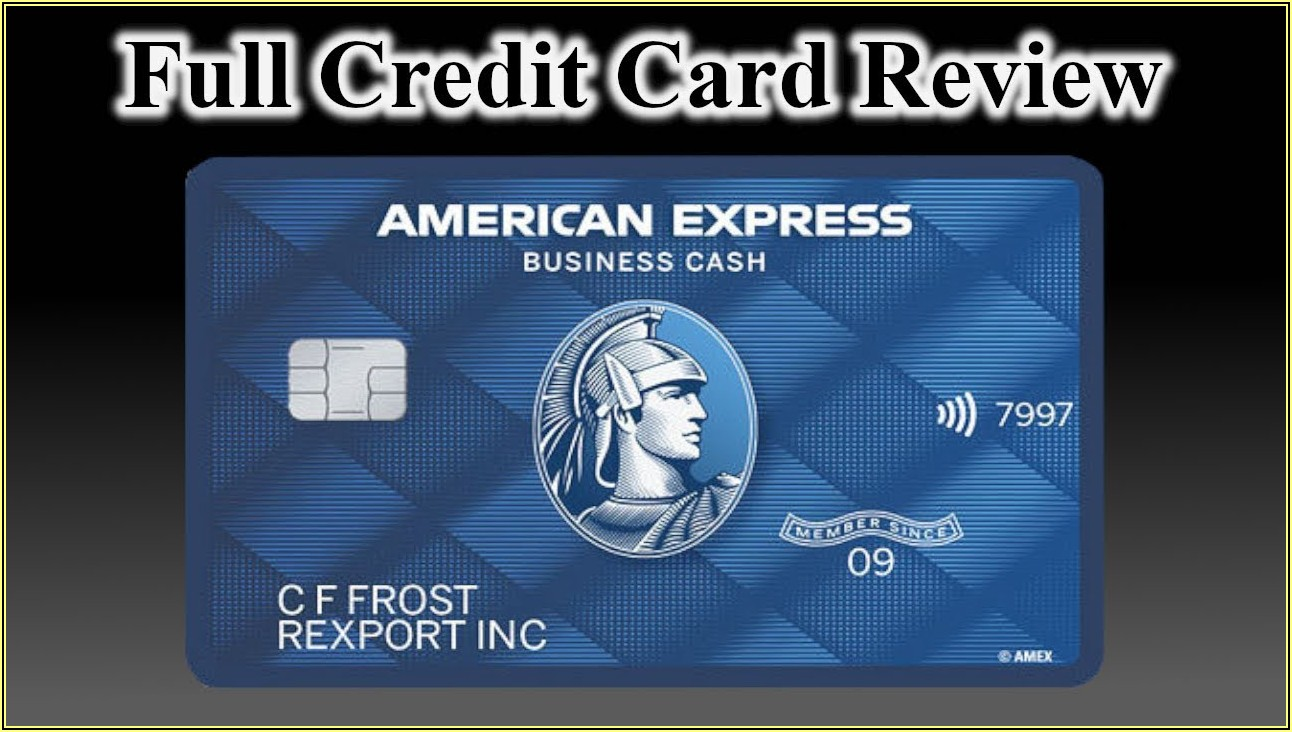 American Express Blue Business Cash Card Apply