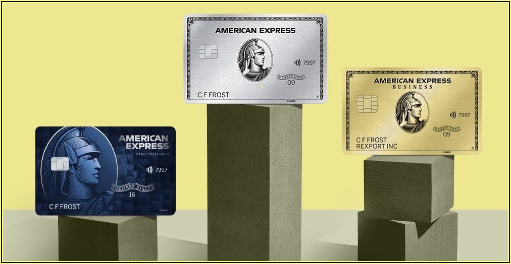 American Express Gold Business Card Credit Limit