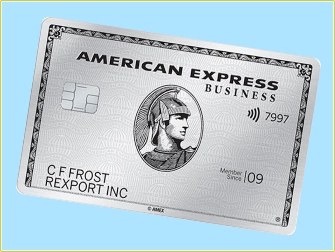 American Express Small Business Platinum Card Benefits