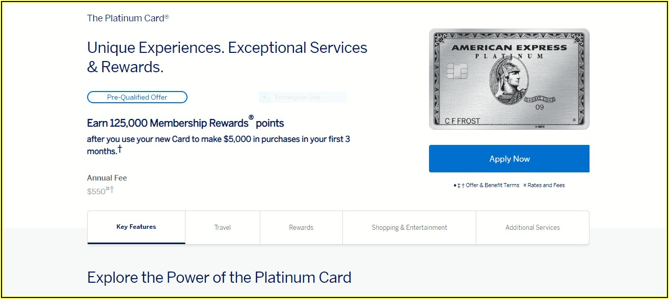 Amex Business Card Pre Approval