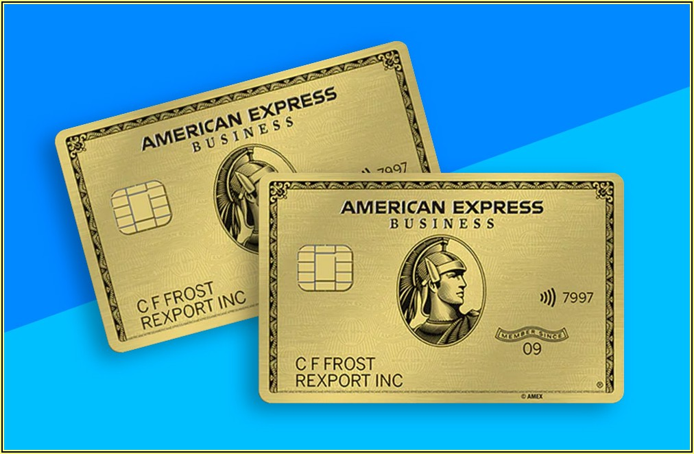 Amex Gold Business Card Limit