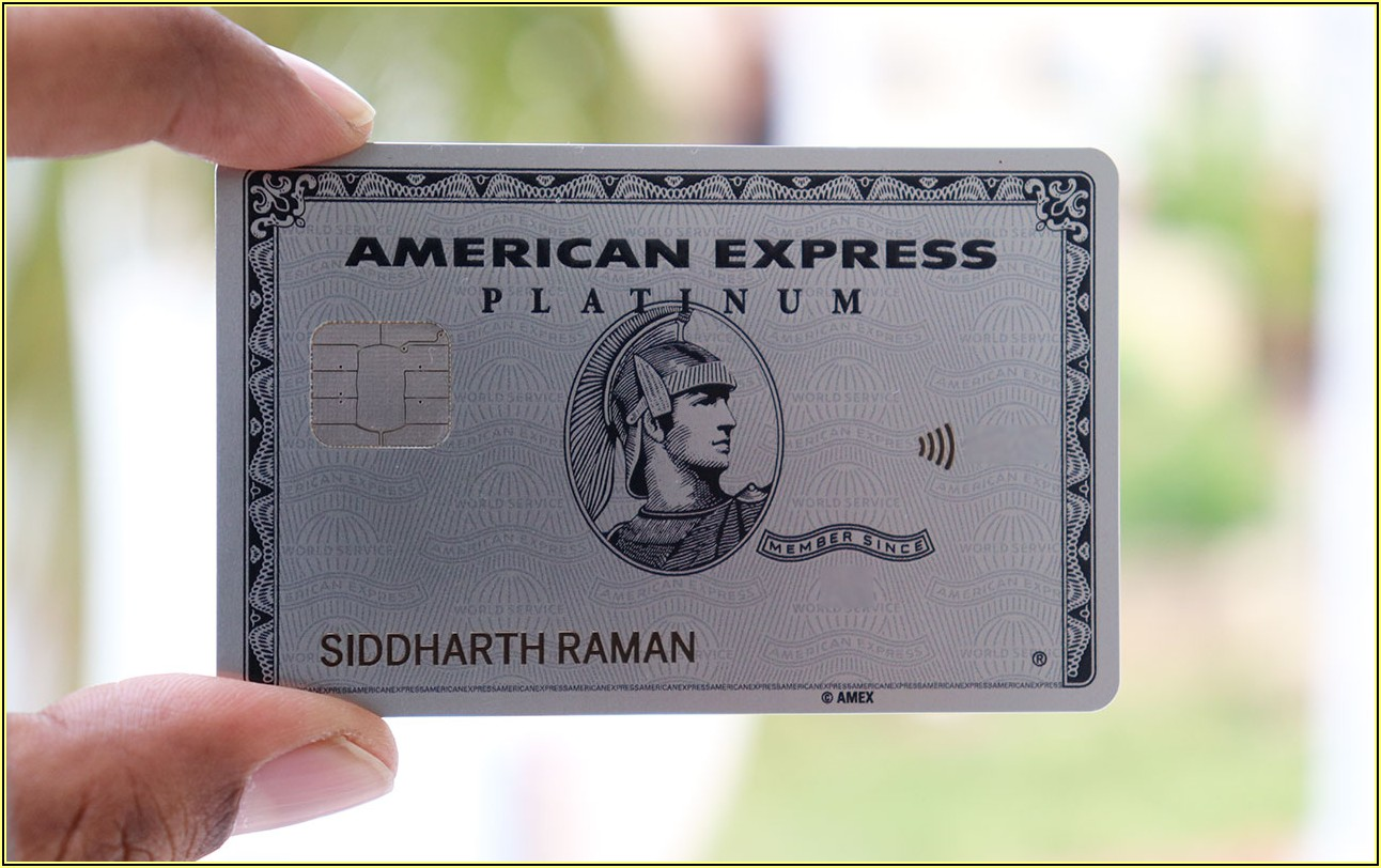 Application For Amex Corporate Card