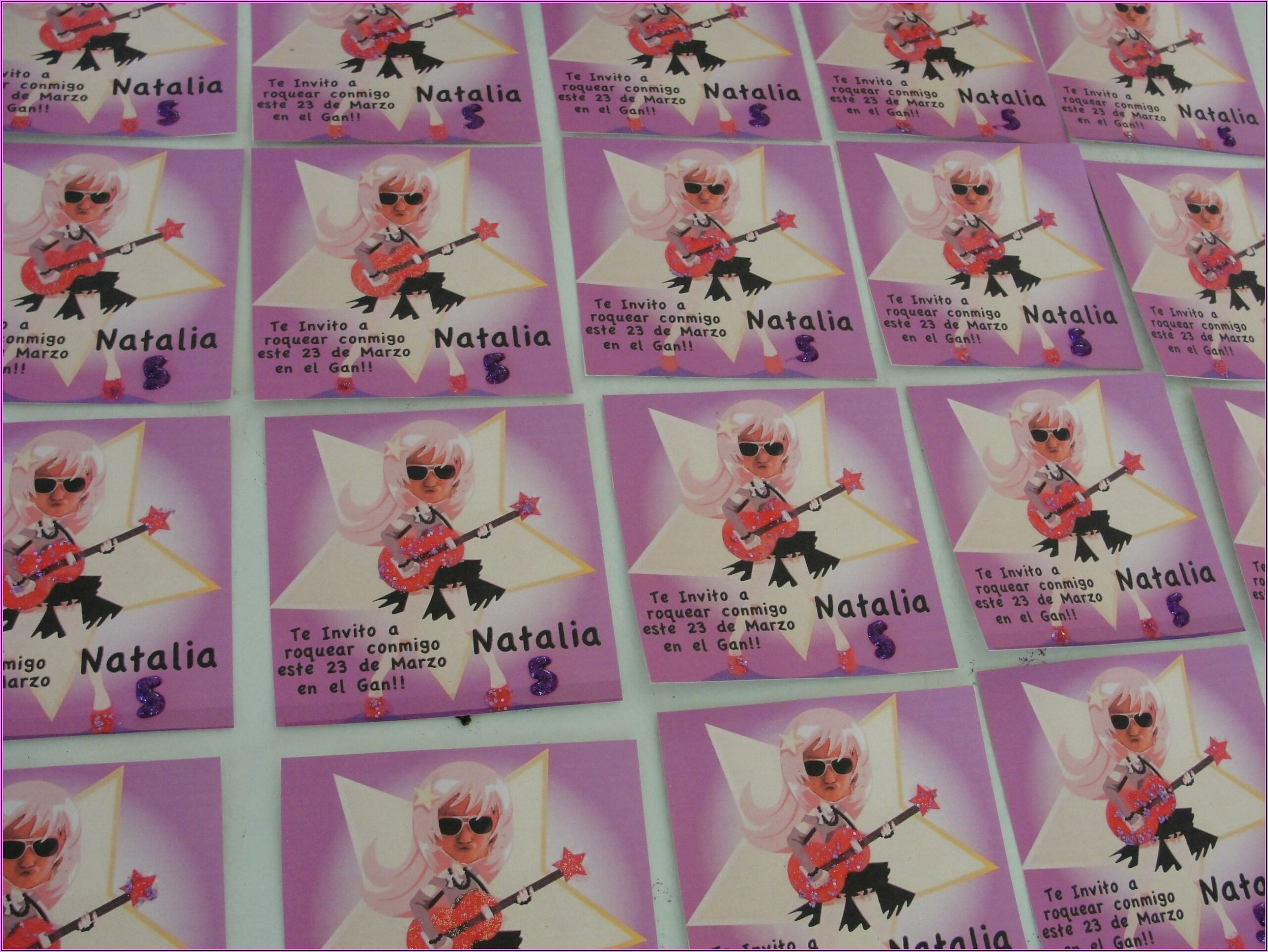 Birthday Party Invitations With Pictures