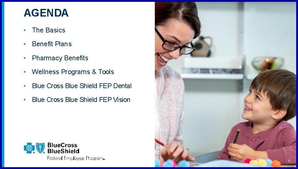 Blue Cross Blue Shield Federal Basic Plan Brochure 2018