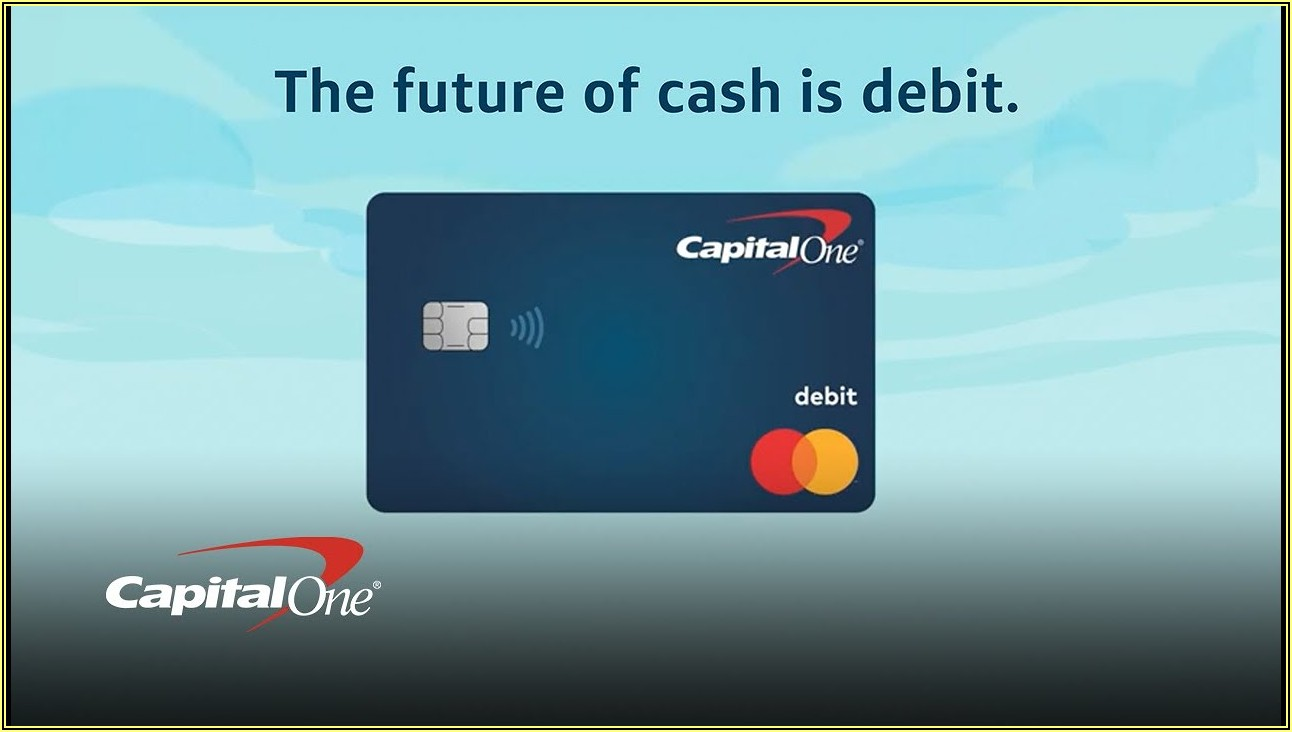 Capital One Visa Business Credit Card
