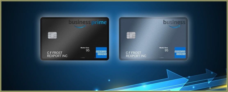 Chase Amazon Business Visa Credit Card