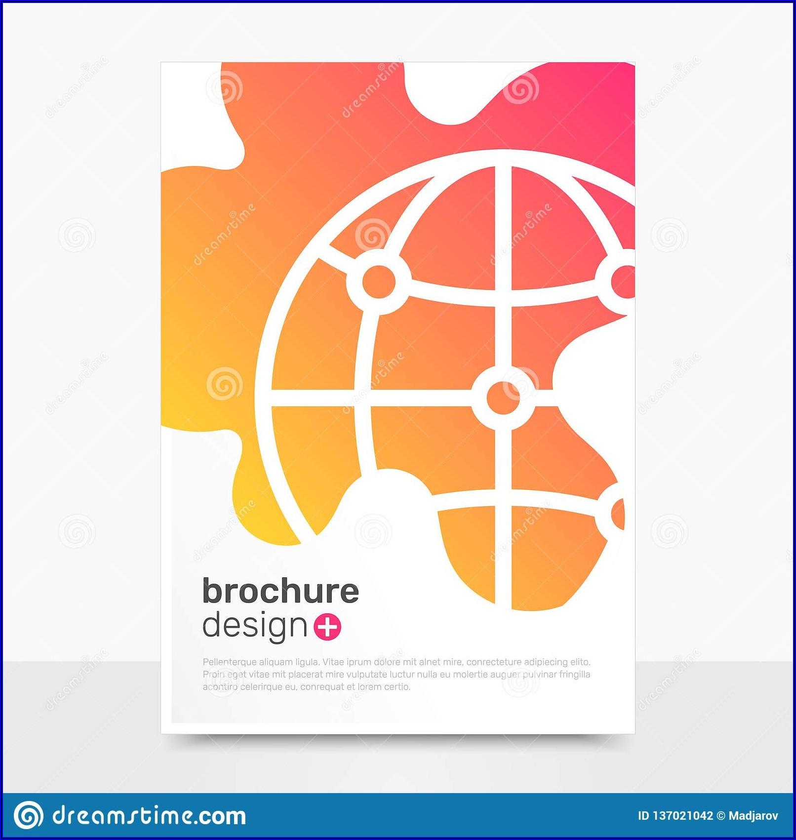 Company Brochure Design Templates