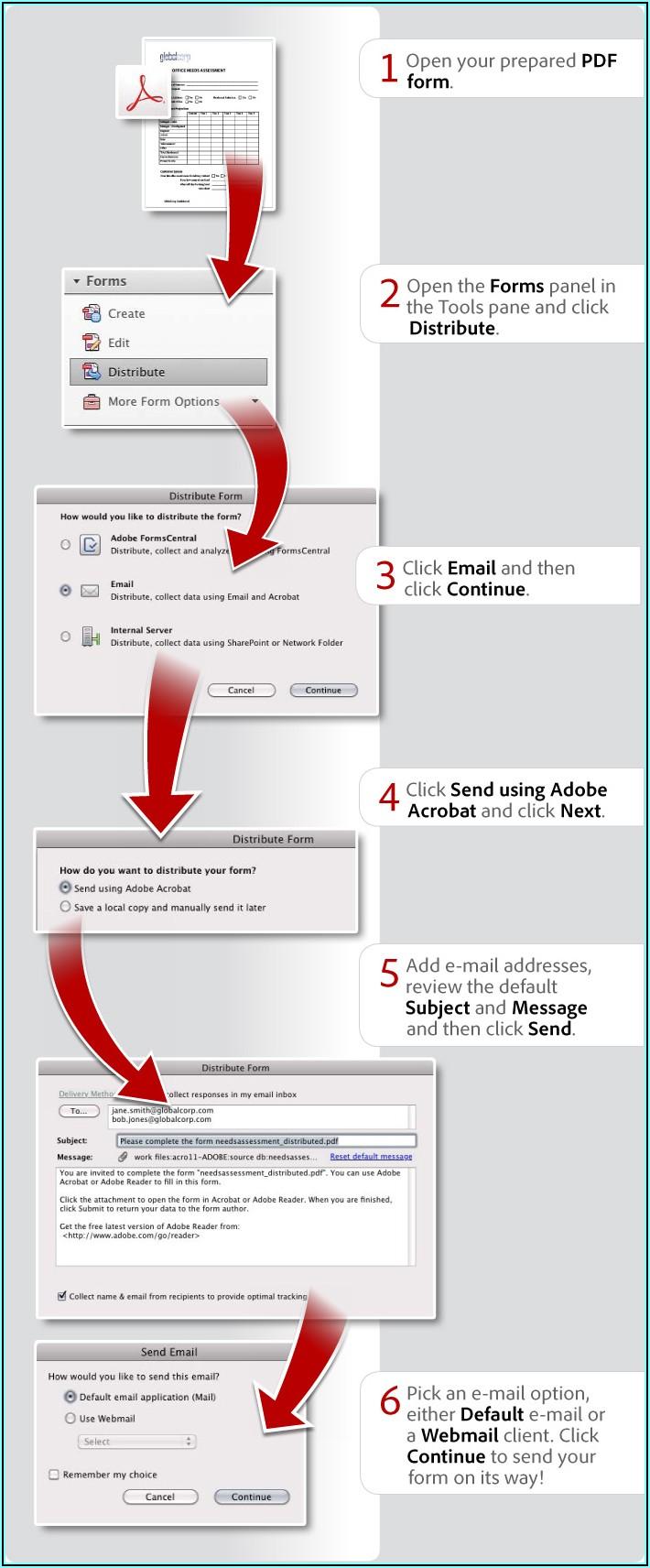 Create Pdf Editable Form Online