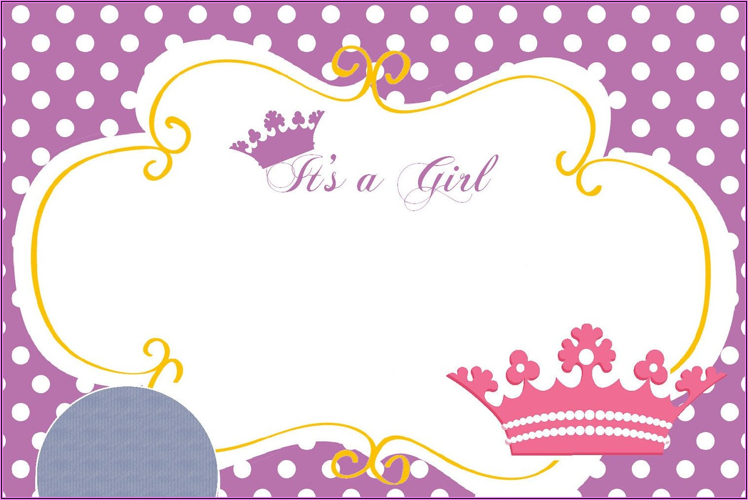 Disney Princess Invitations Free Download