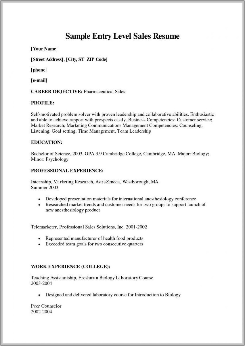 Entry Level Medical Assistant Cover Letter Examples
