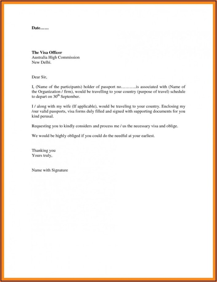 Example Of Good Cover Letter For Resume