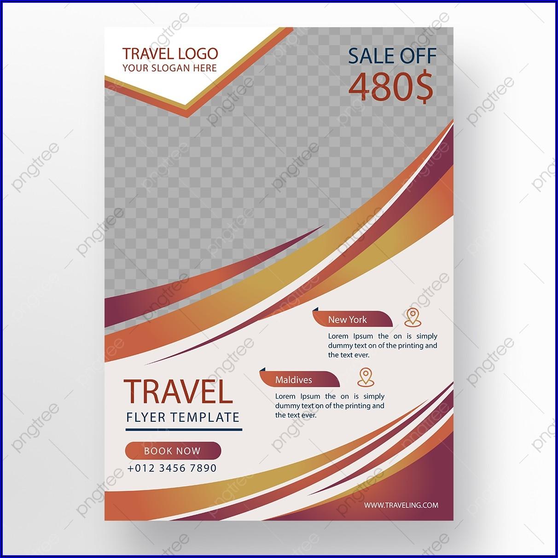 Flyer Design Template Free Download