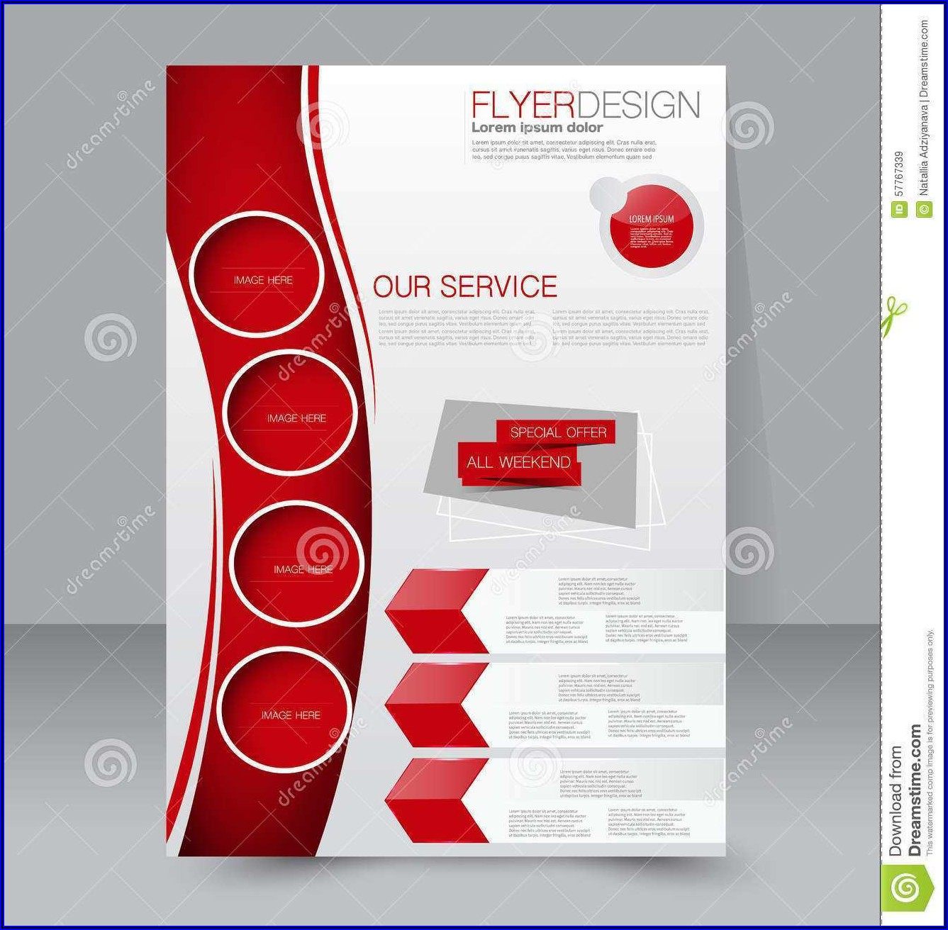 Flyer Templates Free Download Word