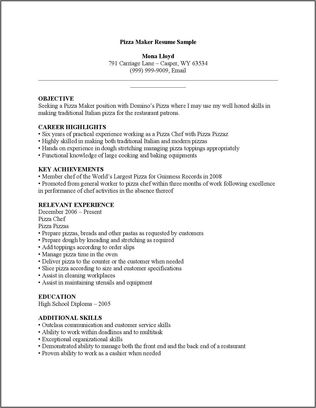 Free Cover Letter Builder For Resume