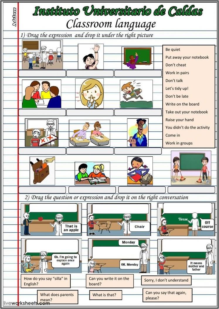 Kindergarten Alphabet Worksheets Free Download