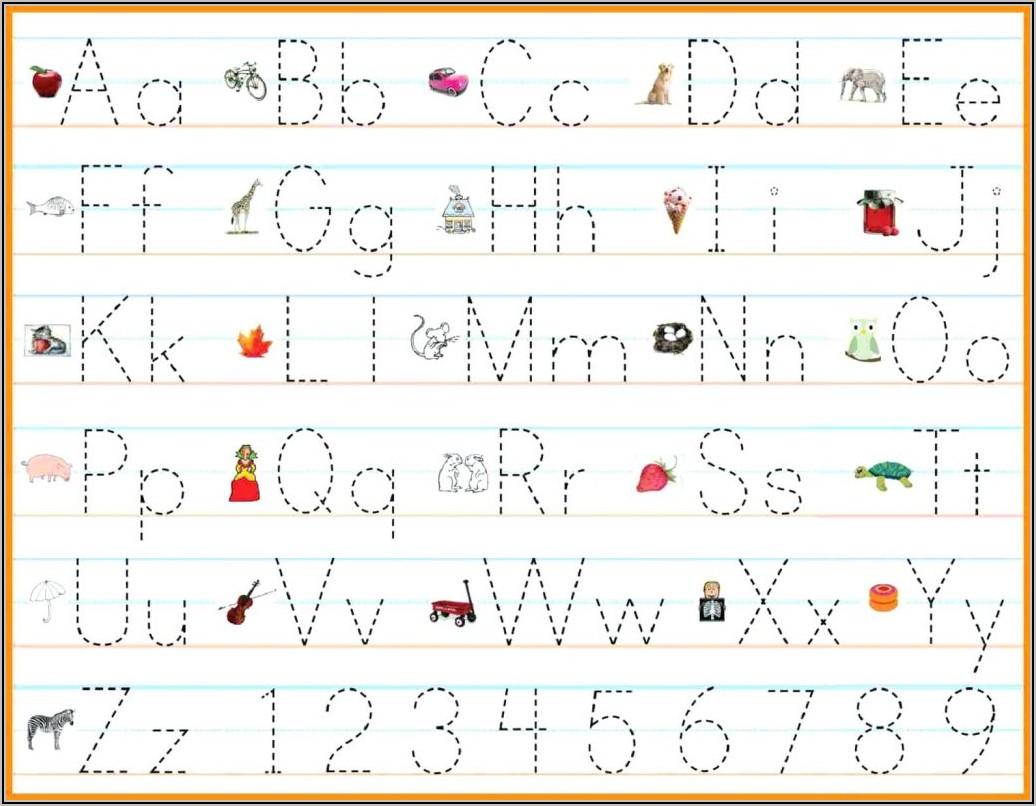 Letter M Worksheets For Kindergarten Free