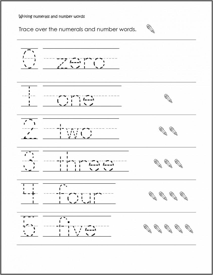 Letter M Worksheets For Kindergarten Pdf