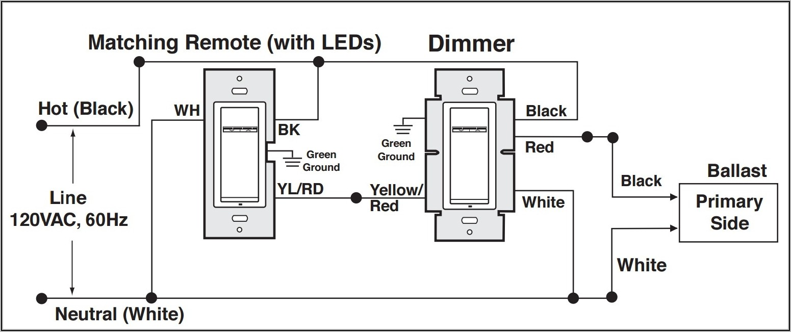 Leviton Decora Smart 3 Way Switch Wiring