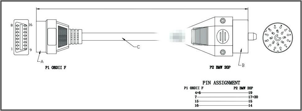 Obd2 Plug Wiring Diagram