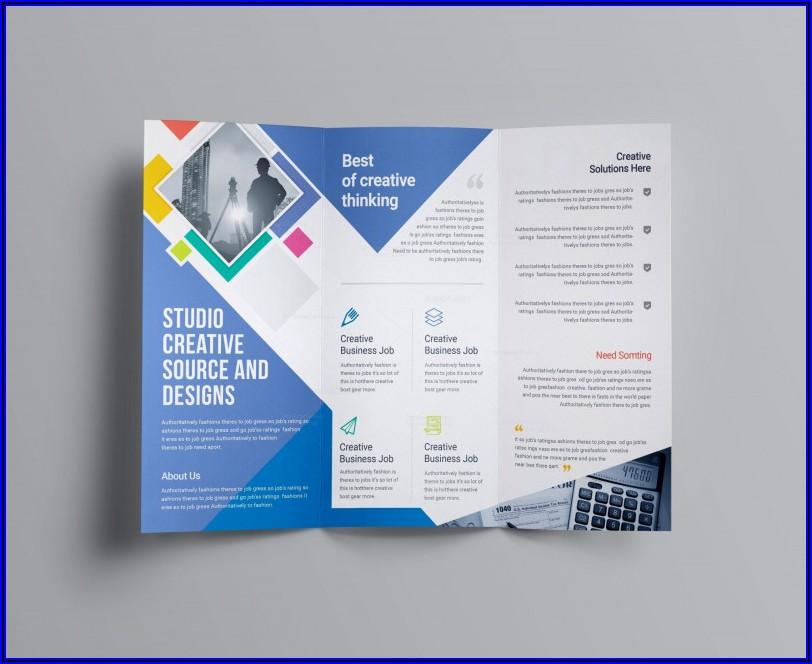 Office Depot Brochure Templates