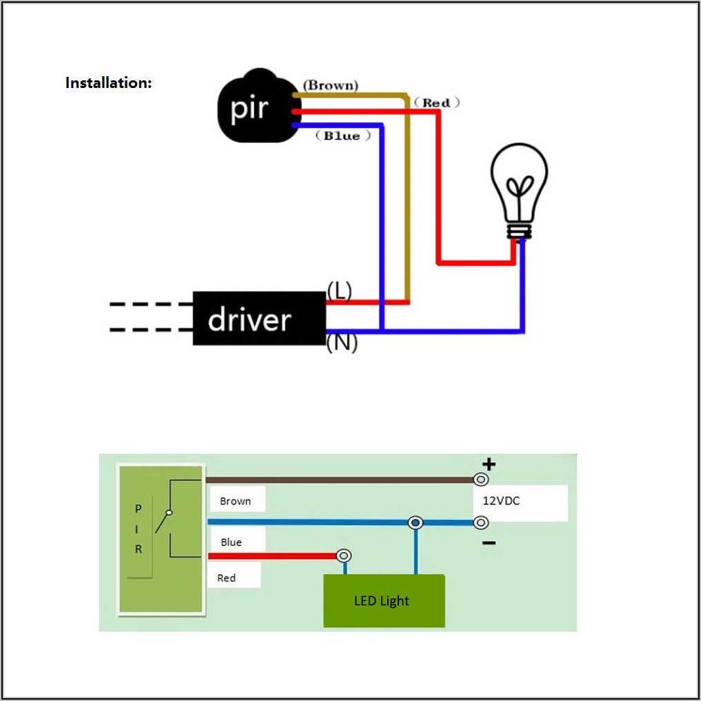 Photocell Sensor Wiring Diagram Uk