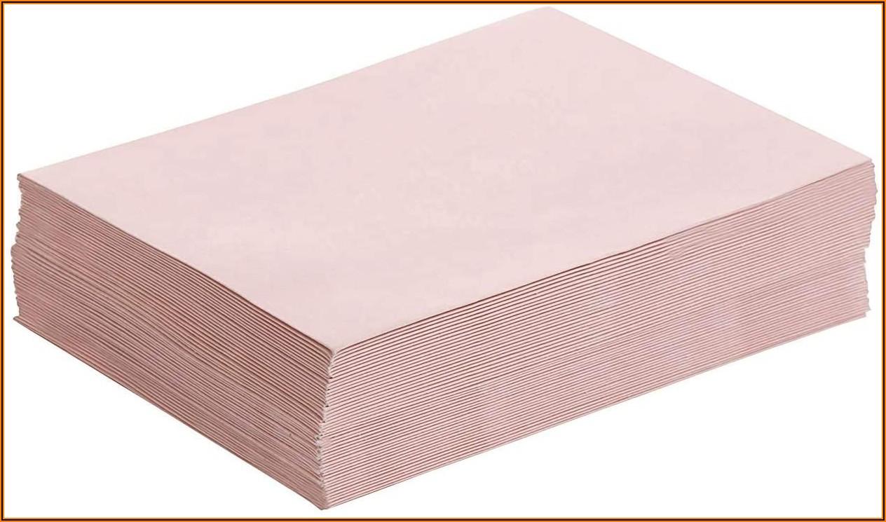 Rose Gold Foil Lined Envelopes