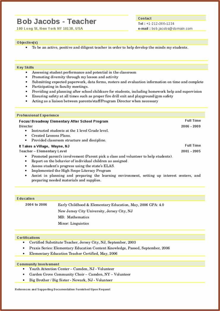 Sample Cover Letter For Resume Australia