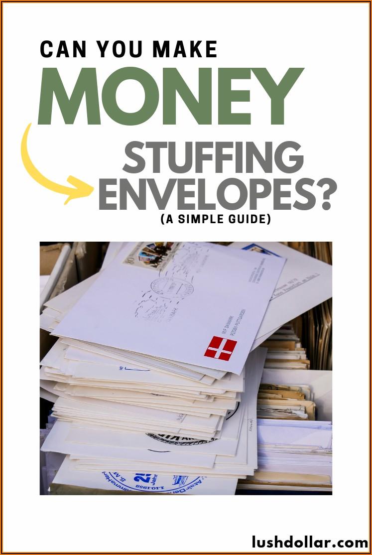 Stuffing Envelopes Jobs Vacancies