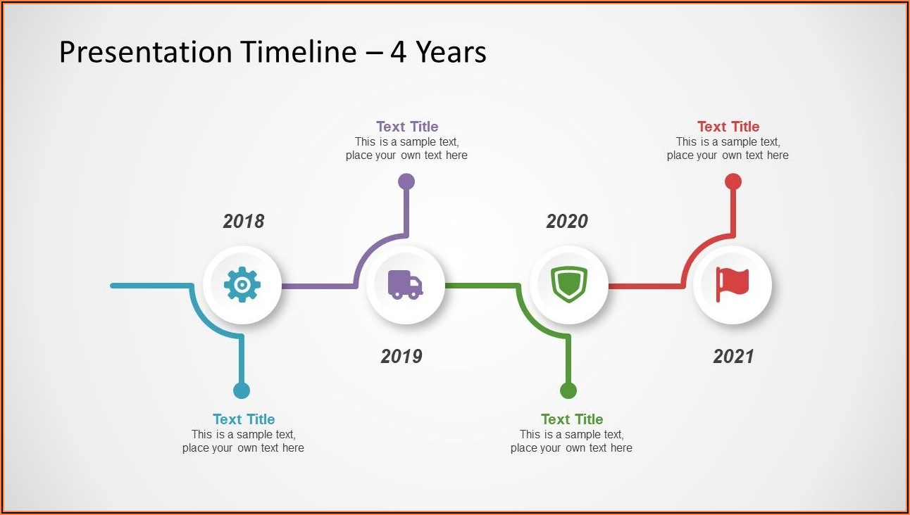 Timeline Powerpoint Templates Free