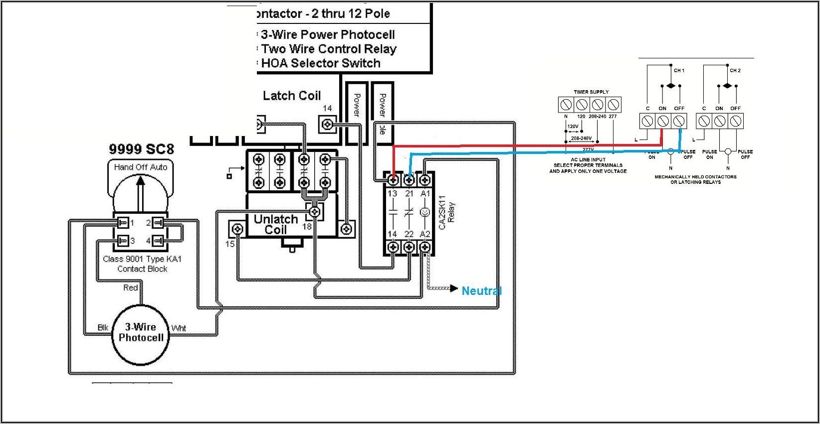 Tork Photocell Wiring Diagram