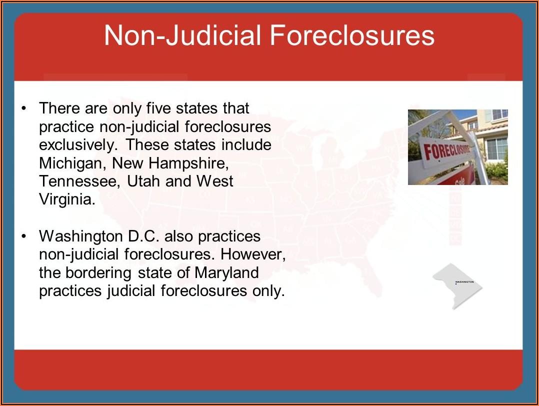 Utah Foreclosure Process Timeline