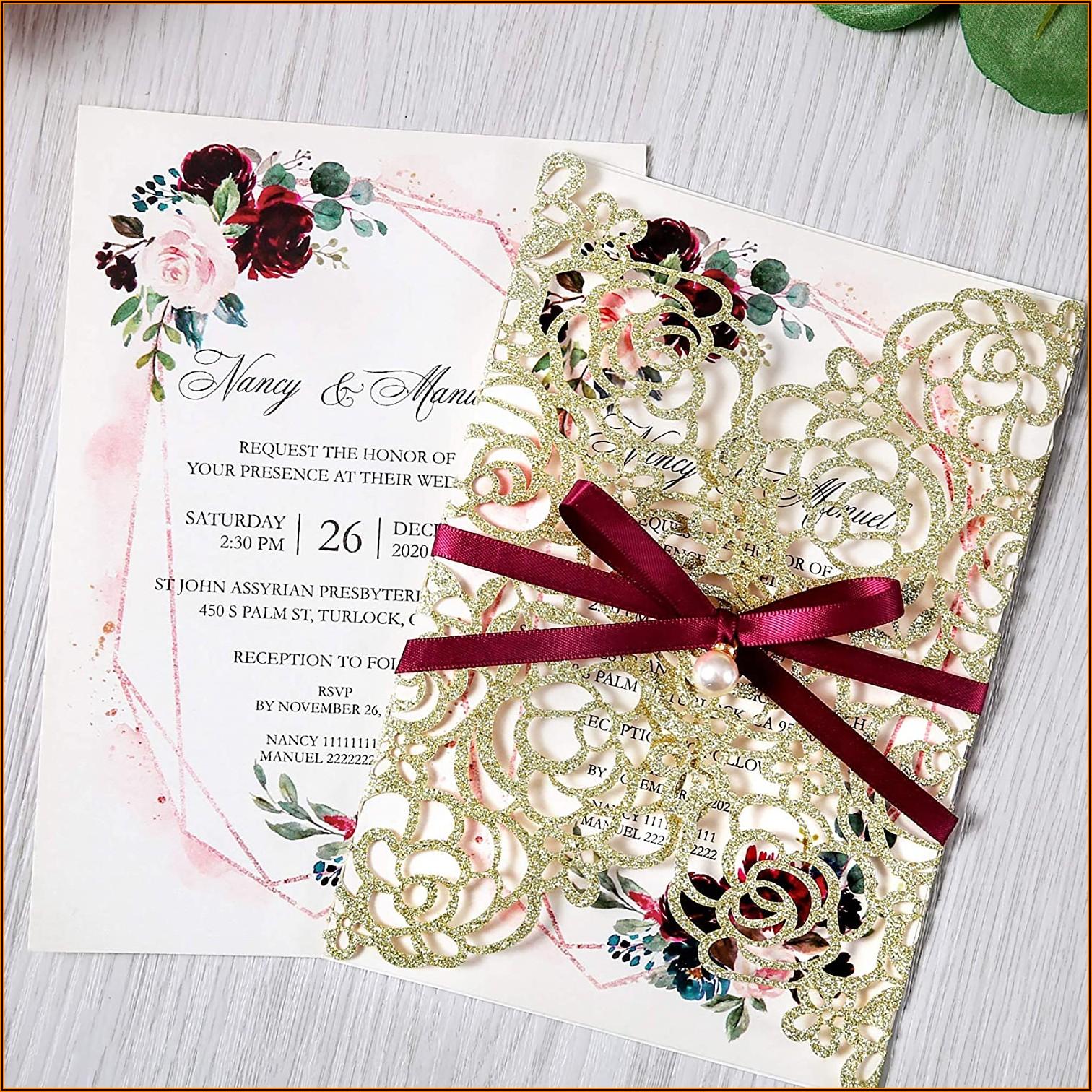 Wedding Invitation Pocket Envelopes Uk