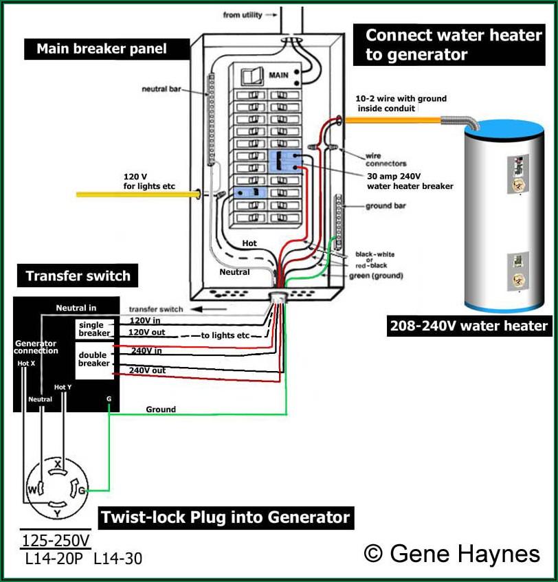 120 Volt Well Pump Pressure Switch Wiring Diagram