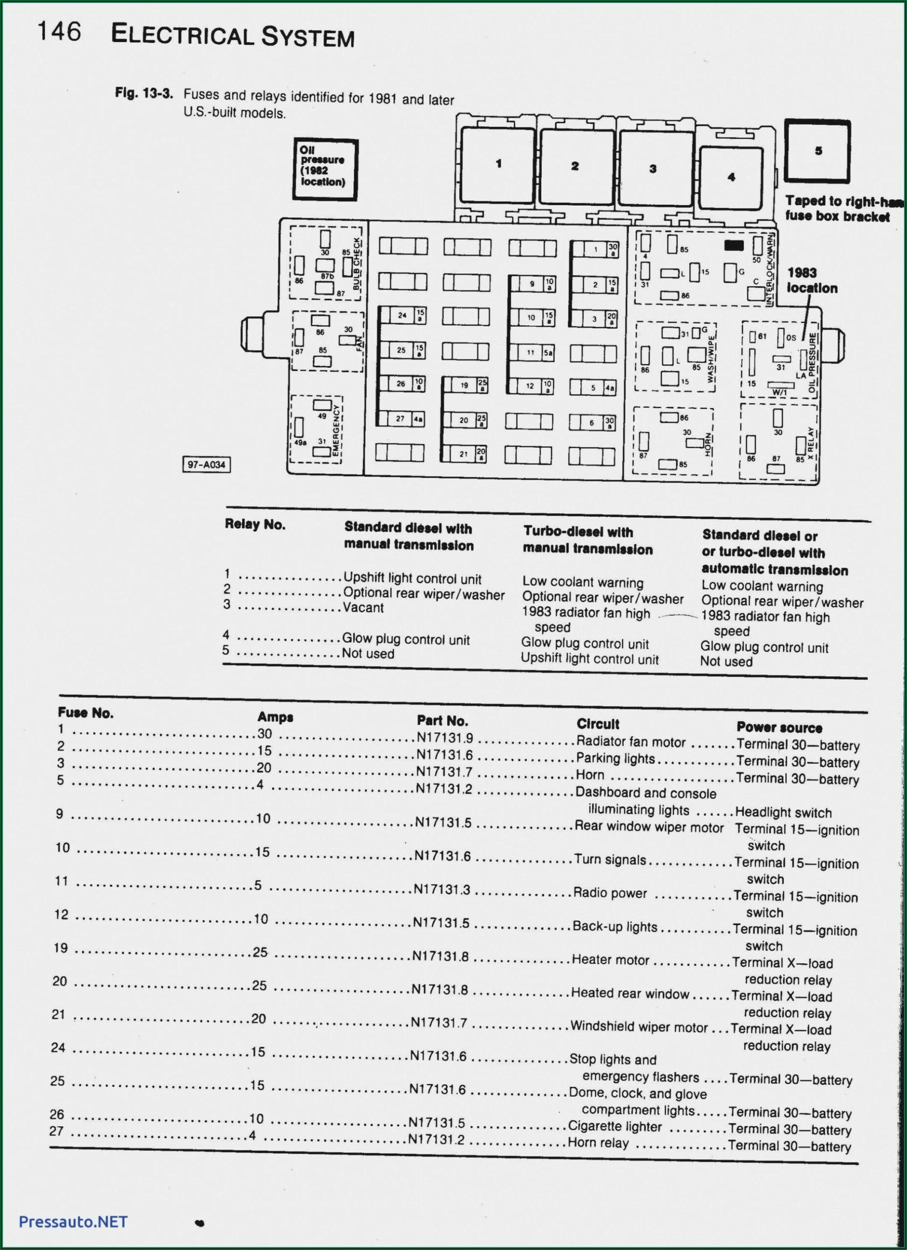 2014 Jetta S Fuse Box Diagram