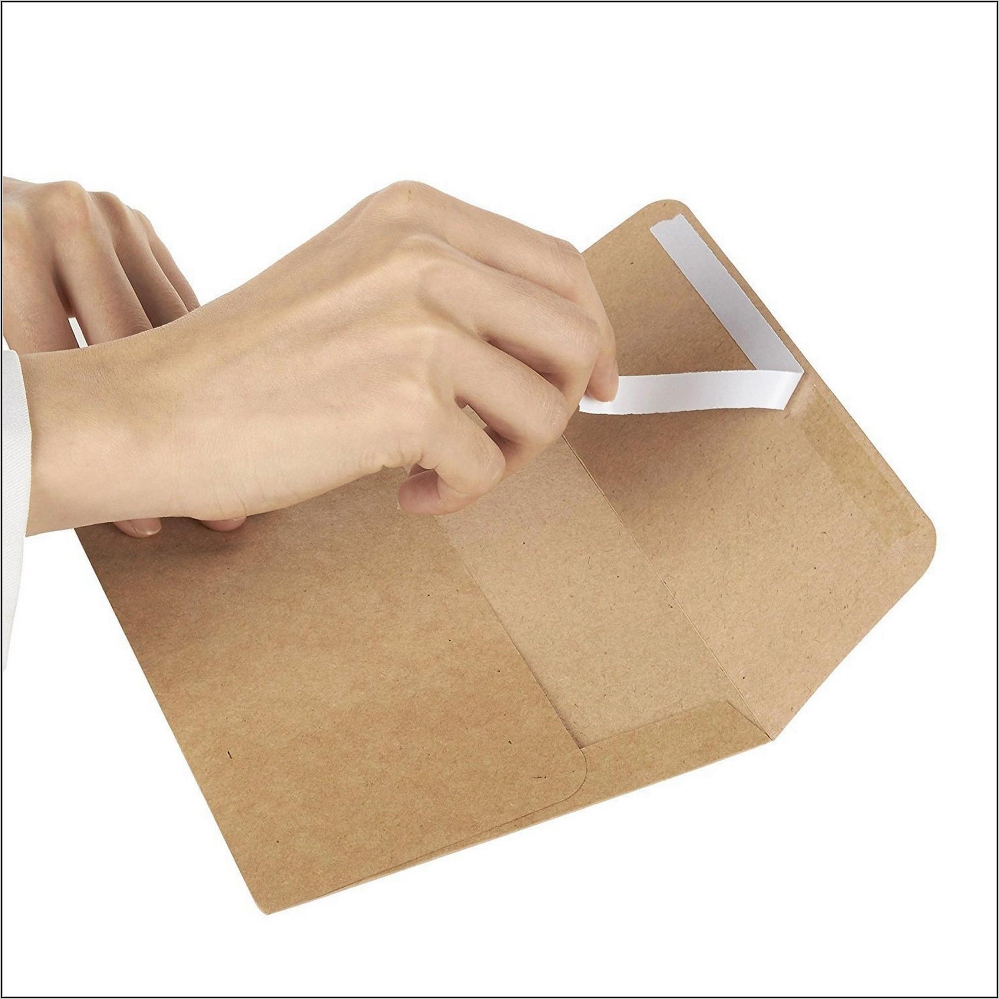 5 Inch Square Envelopes
