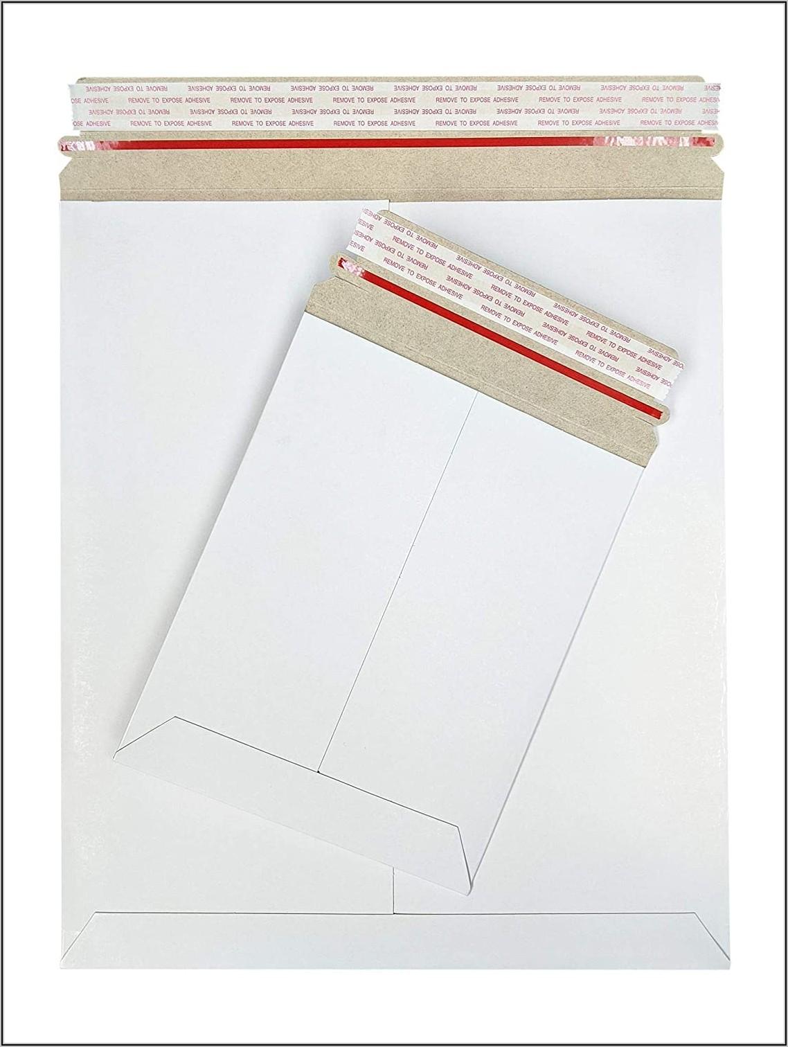 6 X 8 White Envelopes