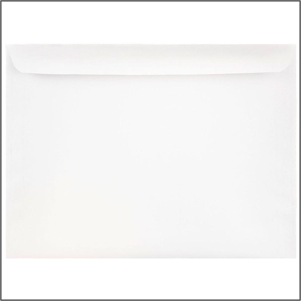 9 12 X 12 White Envelopes