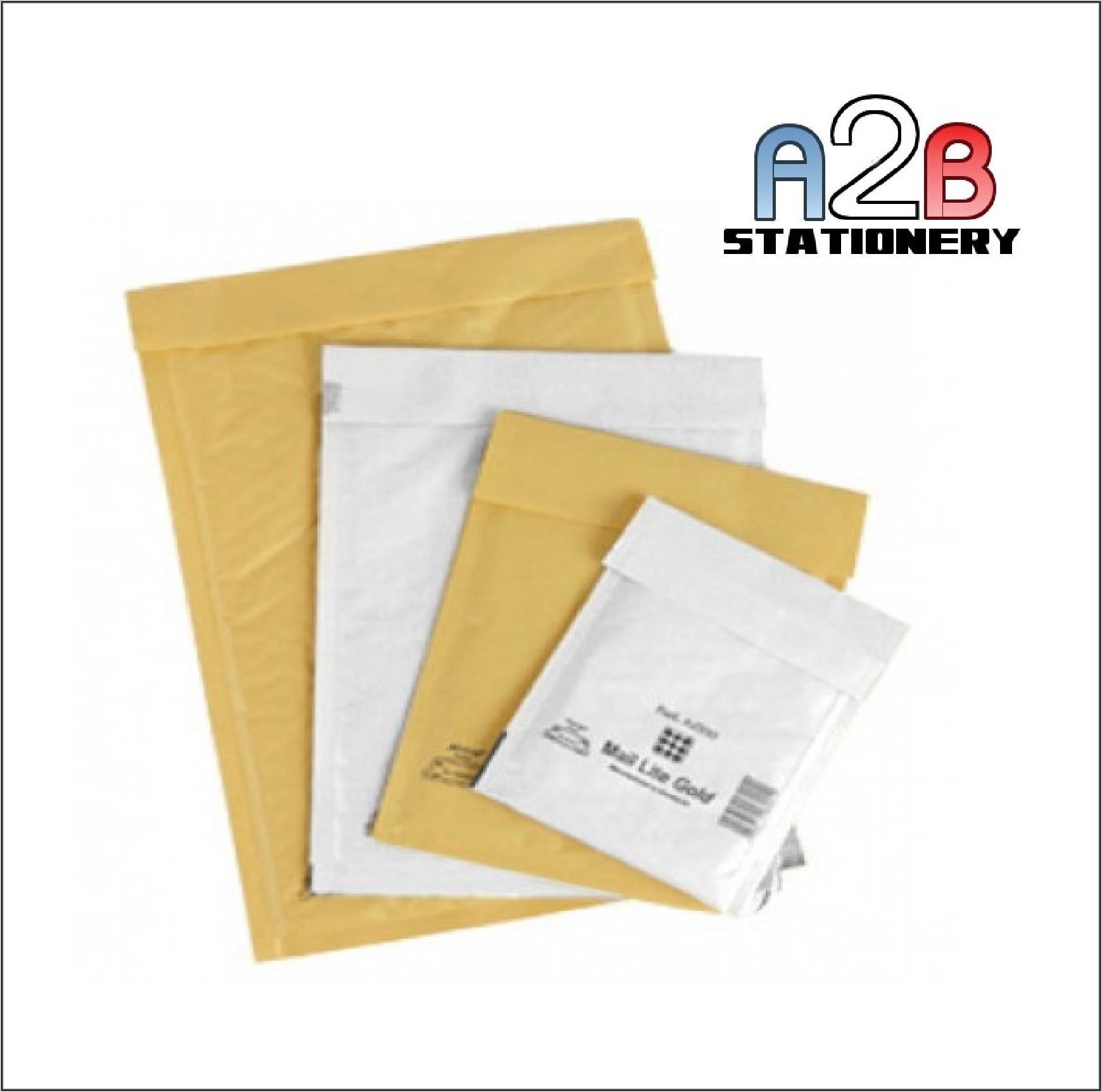 A 000 Padded Envelopes