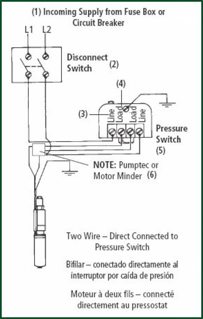 Air Compressor Wiring Diagram 110v