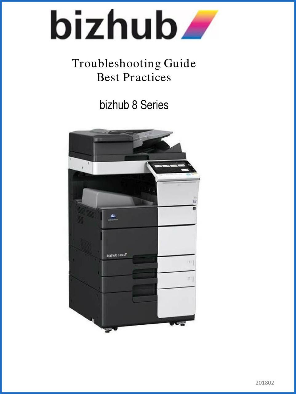 Bizhub C258 Manual Pdf
