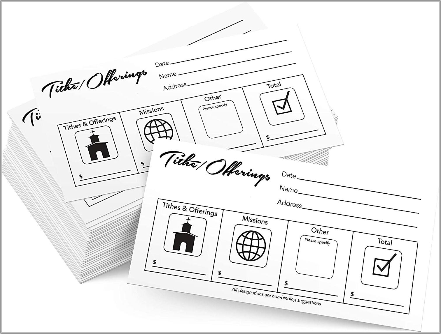 Cheap Church Offering Envelopes