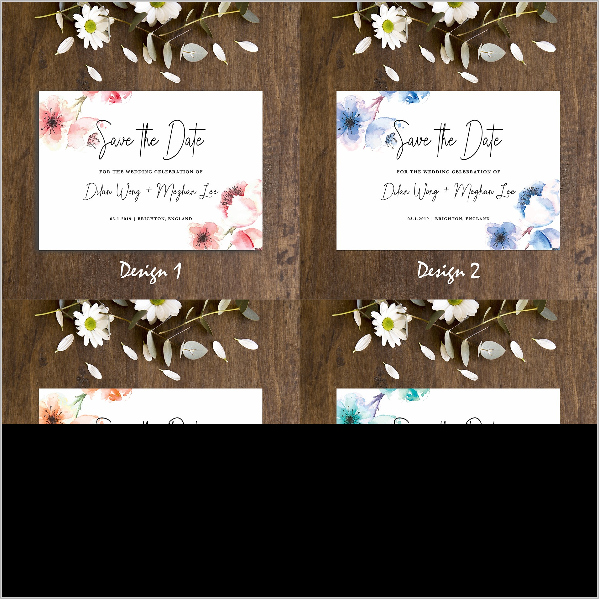 Cheap Save The Date Cards With Envelopes
