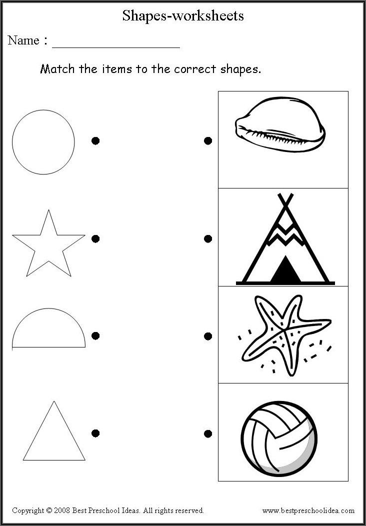 Christmas Math Worksheets For Preschool