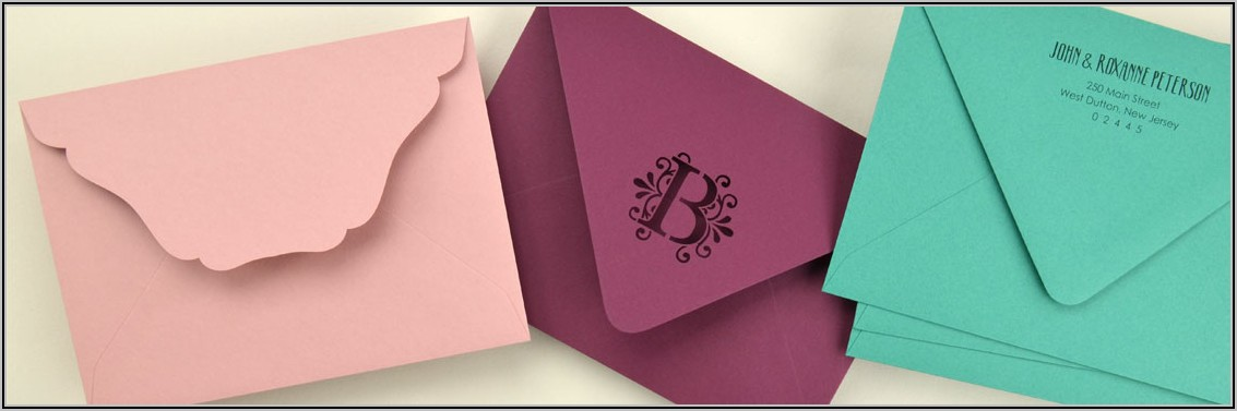 Decorated Envelopes For Sale