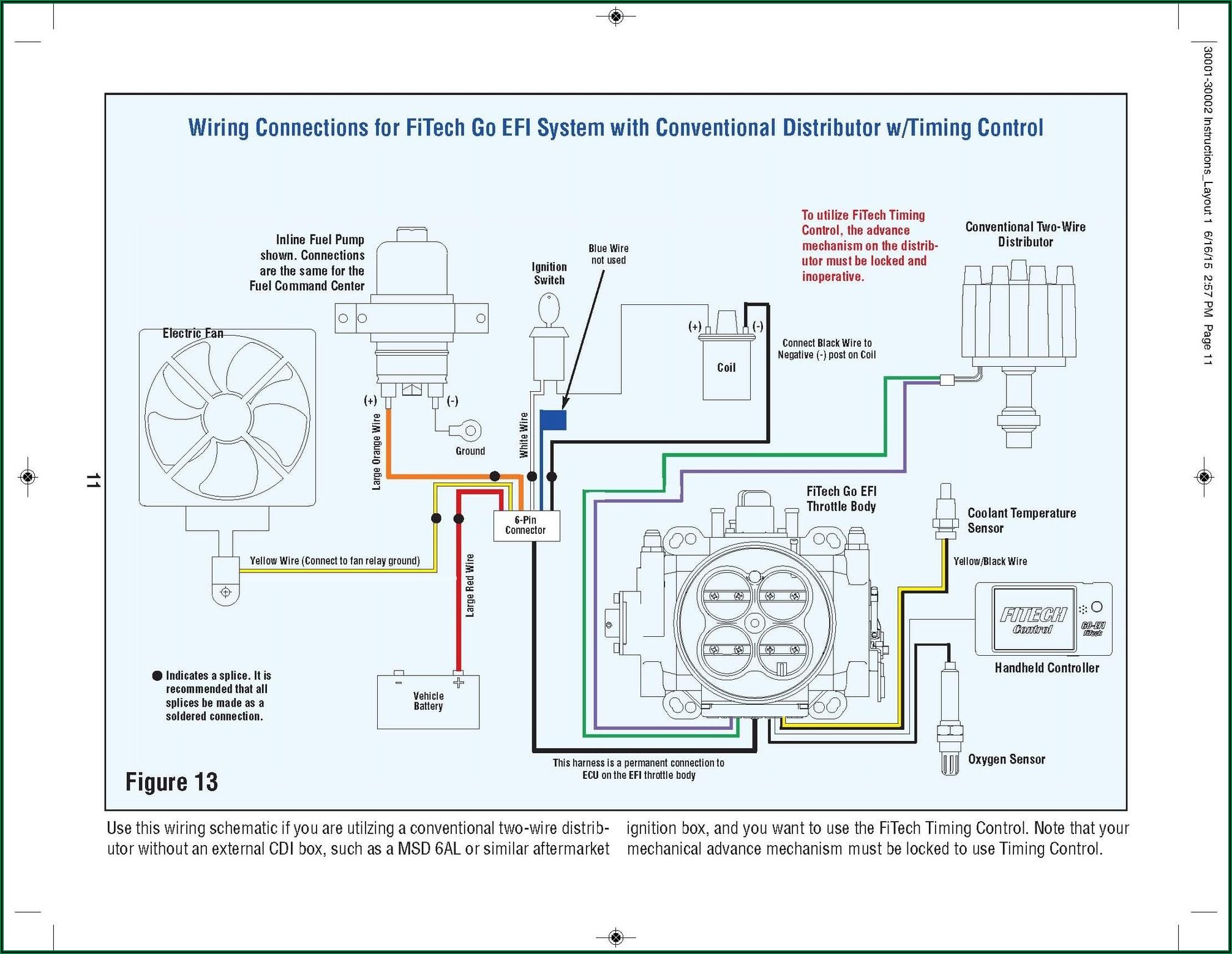 Fitech Efi Fan Wiring Diagram