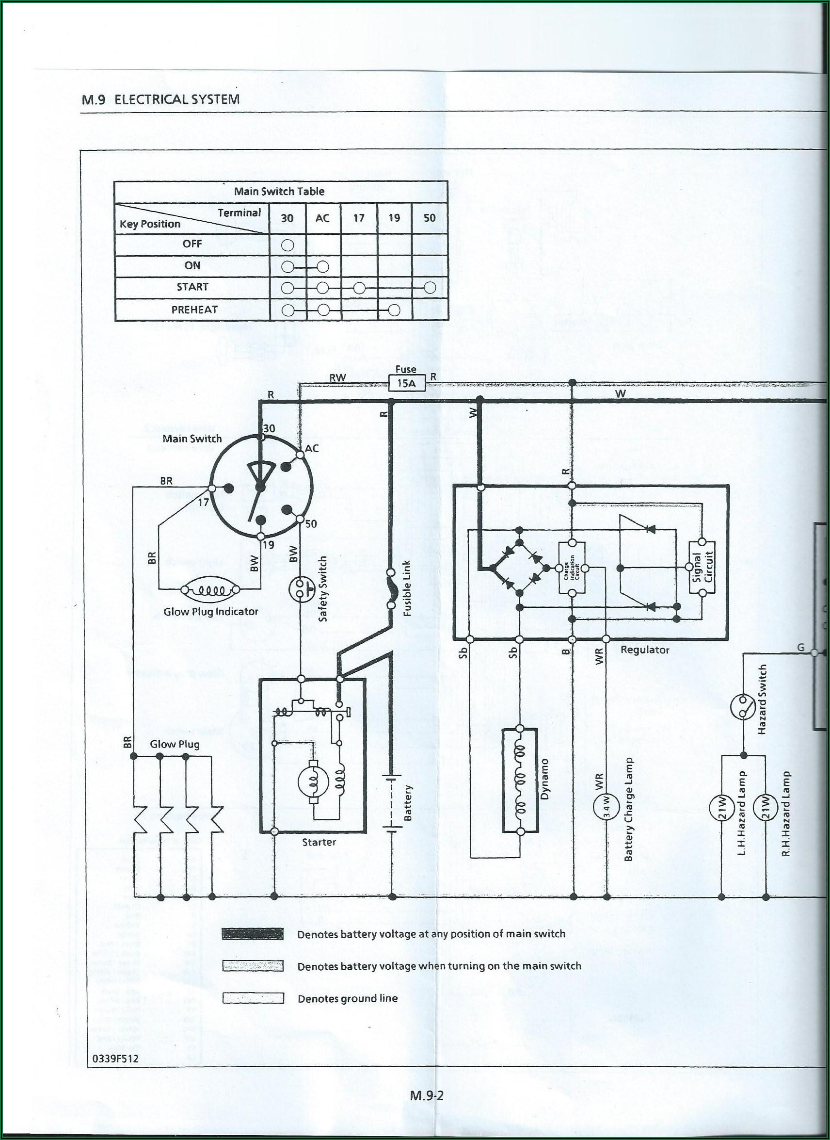Ford 8n 12 Volt Electrical Diagram