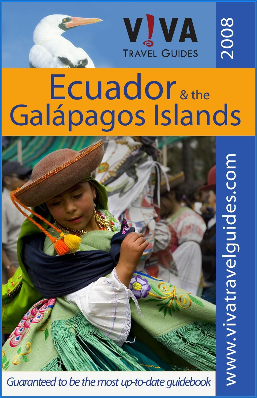 Galapagos Islands Travel Guide Book