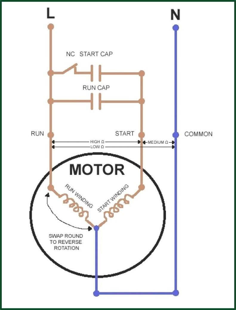 Godrej Refrigerator Compressor Wiring Diagram
