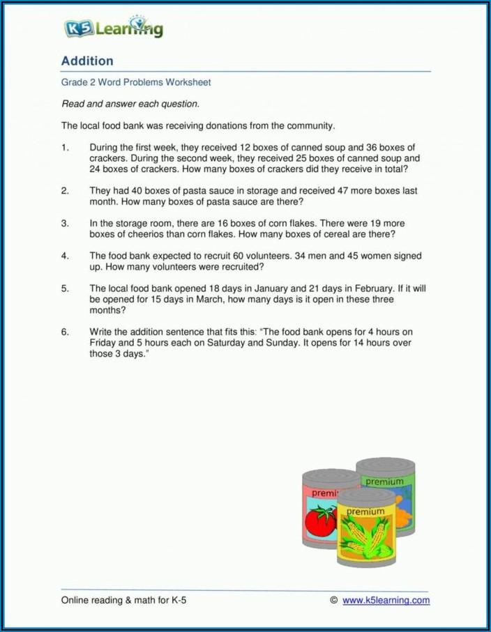 Grade 5 English Worksheets Online